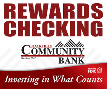 Rewards Checking from Black Hills Community Bank