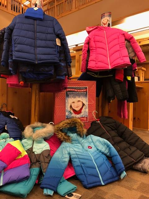 Spread The Warmth Campaign New Coats For Children In Rapid City